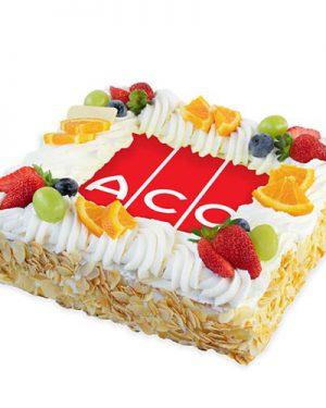 Luxe Slagroom taart